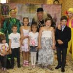 Детский праздник в «мини-отеле Гостилицы»