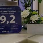 Сертификат от Booking.com