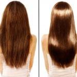 Восстановление волос с длительным эффектом